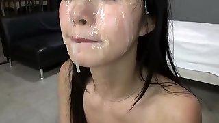 Faces of jism kotomi asakura