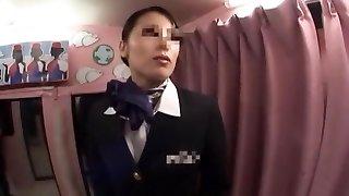 Exotic Japanese nymph Aoki Misora, Reiko Asahina in Crazy Face Sitting, Blowjob JAV tweak