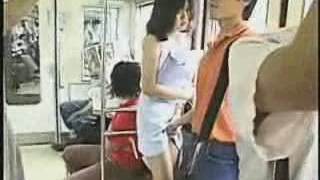 chinese grouping - joy in the bus -  uncensored