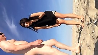 CFNM at Gunnison Beach