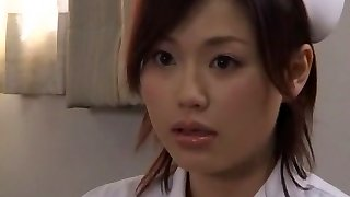Horny Japanese hoe Yui Matsuno in Outstanding Medical, Close-up JAV movie