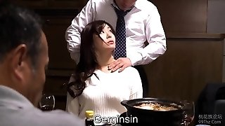 Please Drill My Wife (Netorare JAV with Turkish Subtitle)