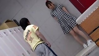 Best Japanese female Asumi Misaki, Natsume Inagawa in Hottest Girlfriend JAV clamp