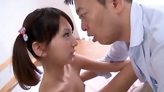 Outstanding Japanese hoe Rumi Kanada in Hottest Girlfriend, Rimming JAV scene