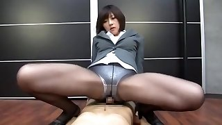 Crazy Japanese model Shinobu Kasagi in Amazing Point Of View, Fetish JAV scene