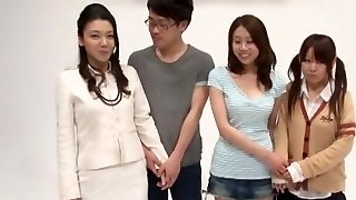 Fabulous Chinese hoe in Crazy Fingering, Cunnilingus JAV movie