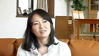Exotic Japanese doll Ayumi Iwasa, Neo Kazetani in Crazy Fingerblasting, Cunnilingus JAV flick