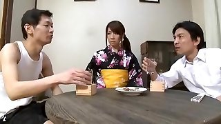 Best Japanese whore Misa Yuuki in Kinky Foot Fetish, Cunnilingus JAV video