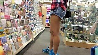 Asian Teen Hard Legs