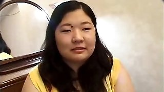 BBW Japanese Hairy Girl Banged Fine (Uncensored)