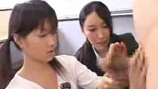 Chinese Handjob Lessons