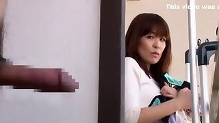 Gorgeous Chinese chick in Exotic Handjobs, Facial JAV movie