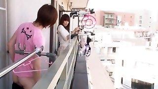 Fabulous Japanese chick in Exotic Handjobs, Facial JAV video