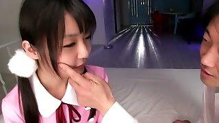 Unbelievable Japanese girl in Fabulous JAV censored Fingering, Small Tits vid
