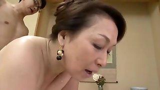 SOUL-38 - Yuri Takahata - Principal Elderly Gal Virgin
