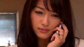 Amazing Japanese slut Sho Nishino in Hottest Small Jugs JAV movie