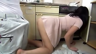 Asian Housemaid Fucked A Plumber