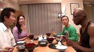 Unbelievable Japanese girl Reiko Kobayakawa in Best big dick, large bra-stuffers JAV clip