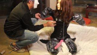 Love Glove DOG BONDAGE FEMALE MASK