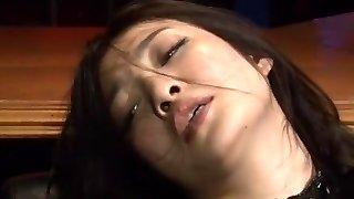 Incredible Japanese slut in Best Doggy Style, Fetish JAV episode