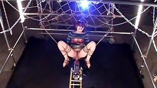 Horny Japanese lady Rino Mizusawa in Crazy Fetish, Fucking Machines JAV flick