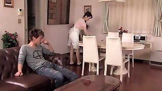 Amazing homemade Maid, Masturbation fuck-fest video