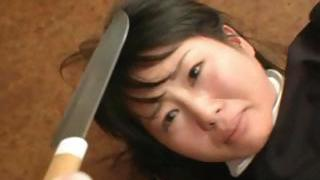 Asian maids get humiliated and treated like poop in this clip