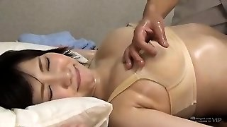 Asian Chick With Big White Boobs