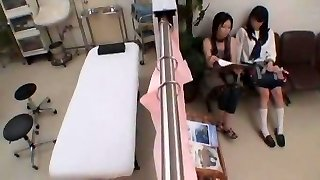 Exotic Japanese girl in Extraordinaire Medical, School JAV scene