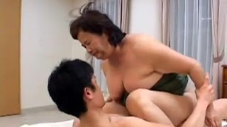 Asian Mature lady part 2