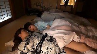 Hottest Japanese gal Hitomi Yuki, Sumire Shiratori, Reina Nakama in Best Fingering, MILFs JAV gig