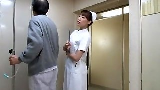 Exotic Asian model Aya Sakuraba, Yuri Aine, Yu Kawakami in Extraordinaire Nurse JAV video