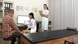Kinky amateur Nurse xxx scene