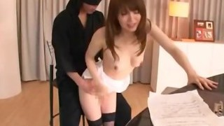 Office pummel with a dirty chick