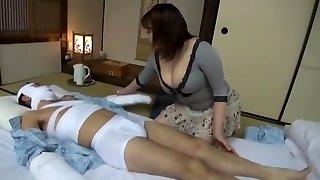 Finest Chinese bi-atch Momoka Sakura, Yuri Honma, Sara Sonoda in Fabulous Medical JAV video