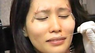 Horny unexperienced BDSM porn clip