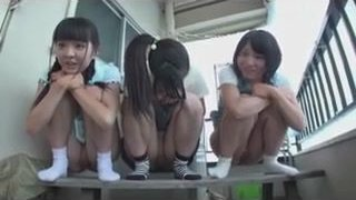 Japanese College Girls