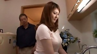 Extraordinaire Japanese chick Momoka Nishina in Horny Blowjob, Pov JAV scene