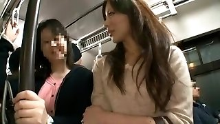 Incredible Japanese gal in Exotic Public JAV video