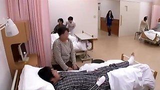 Exotic Chinese slut Mikuni Maisaki, Chihiro Kitagawa in Crazy Ass, Stockings JAV flick