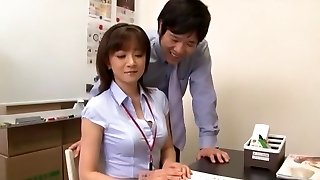 Hottest Japanese nymph in Incredible Cunnilingus JAV clip