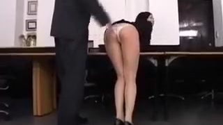 her work in the office is hump