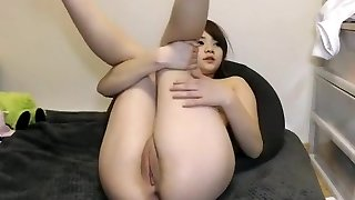 Greatest Amateur flick with Solo, Asian scenes