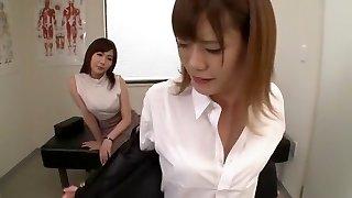 Hottest Japanese whore in Crazy /Futanari JAV vid