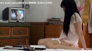 Exotic Japanese chick Ai Mizushima in Hottest Doggy Style, Small Tits JAV vignette