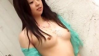 Fabulous Japanese slut in Exotic Solo Damsel, Showers JAV video
