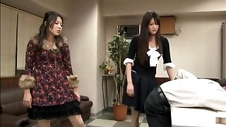 Kozue Maki, Suzukicha Shoku in Man M 3 Secretary Masochist Ic Torture Absolute Obedience