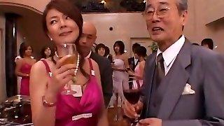 Greatest Japanese chick Mieko Arai in Amazing Oldie JAV movie