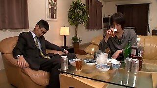 Yui Akane in Fallen Wifey part 2