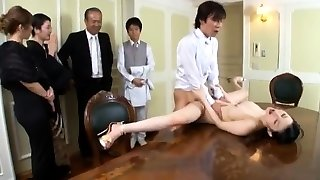 Big boobs slut hook-up in public
